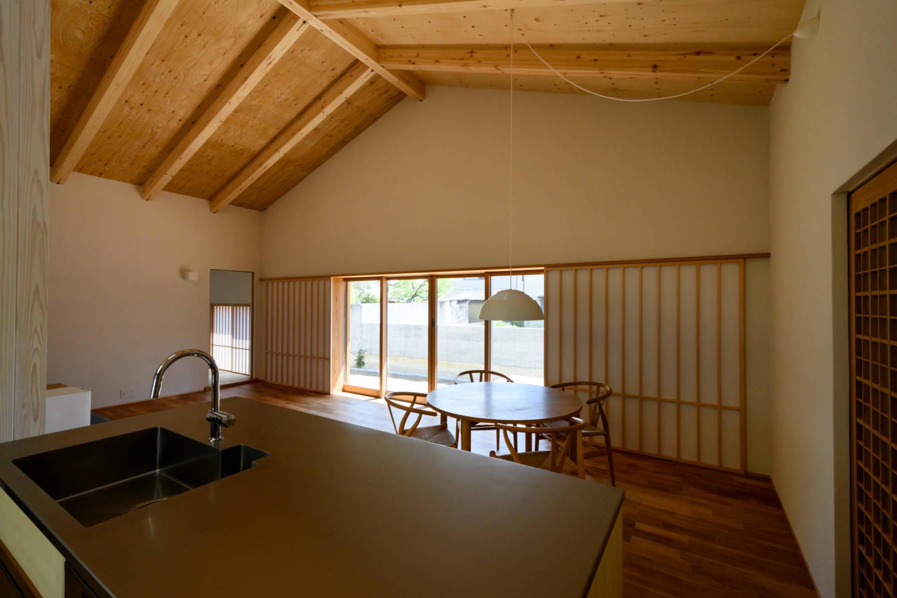 邑久の家 二人暮らしの平屋