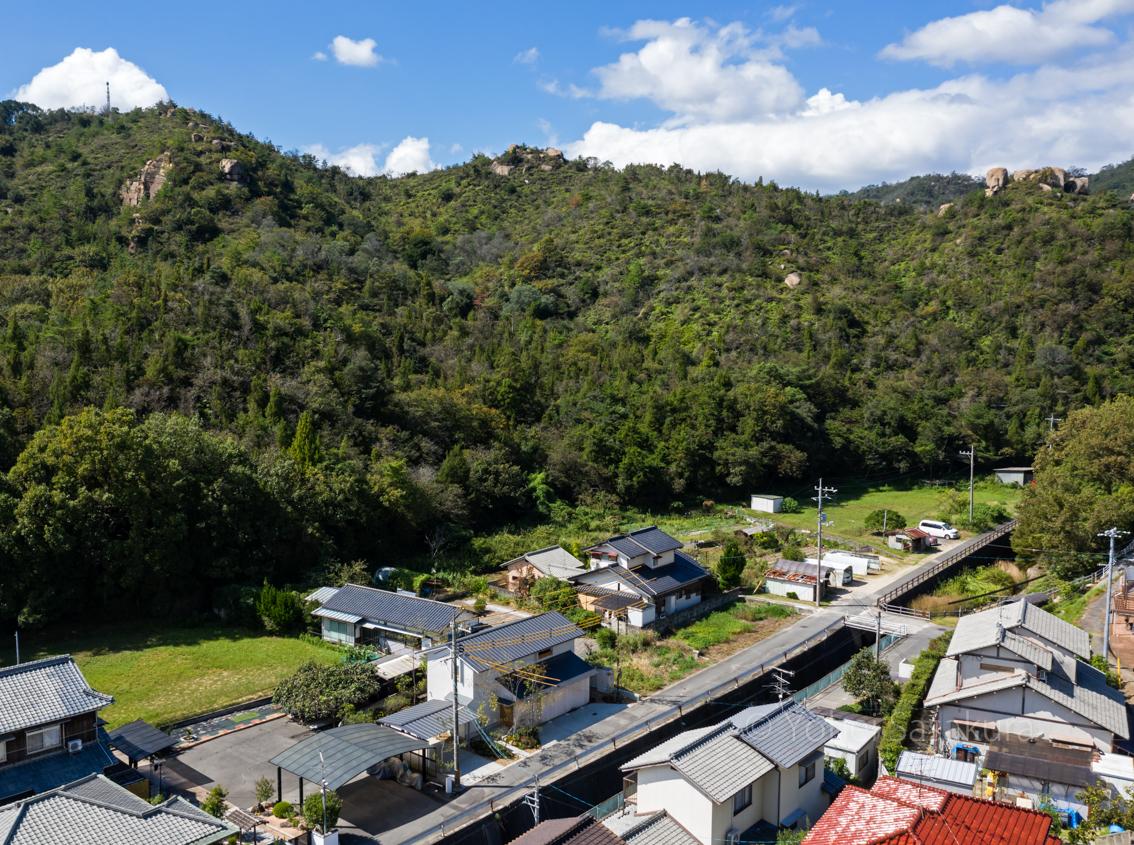 田井の家 土間のある自然素材の民家